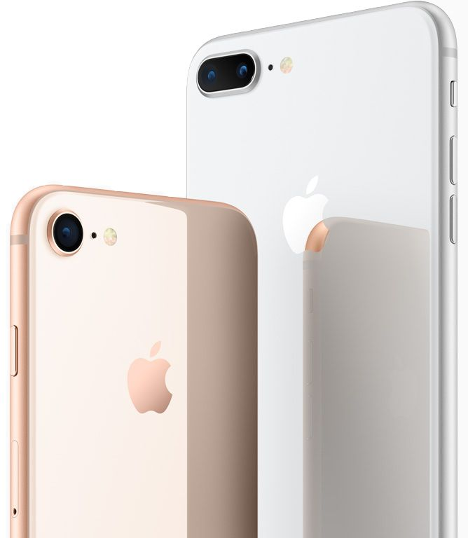 iPhone 8+ Silver 256 gb: Фото 1
