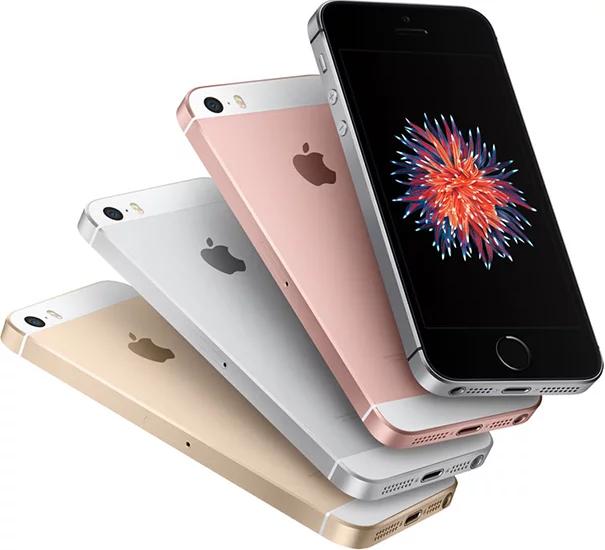 iPhone SE Silver 32 gb: Фото 1