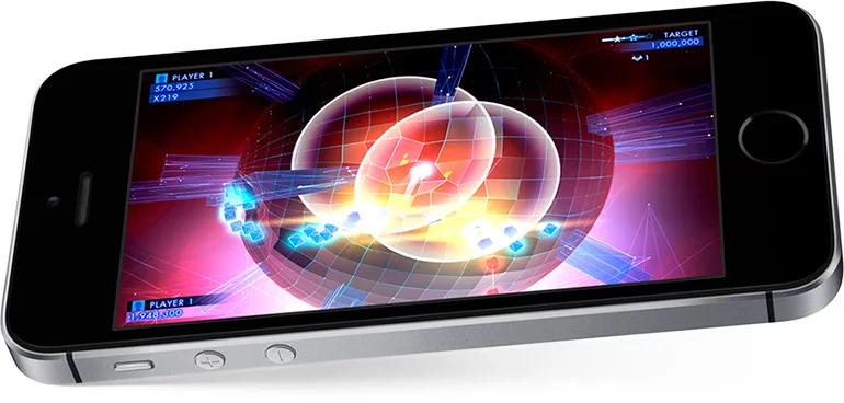 iPhone SE Silver 32 gb: Фото 3