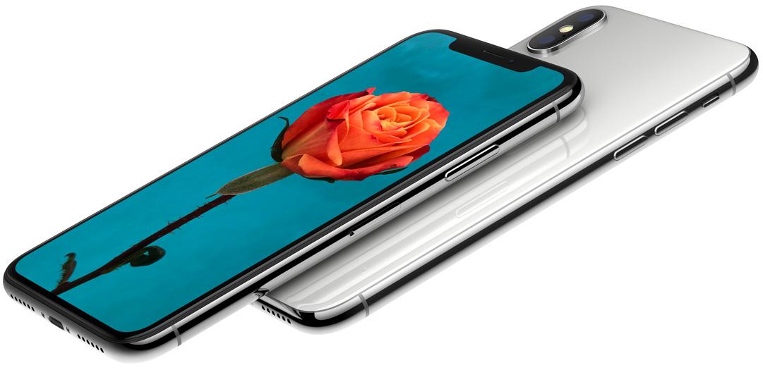 iPhone X Silver 256 gb: Фото 2