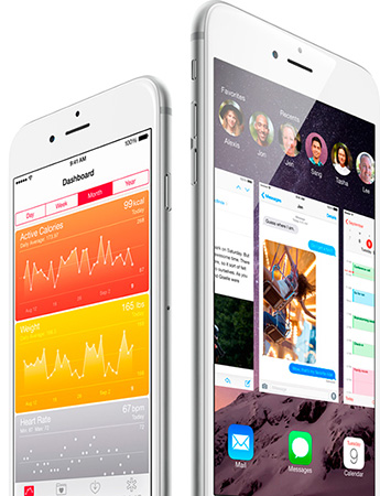 iPhone 6 Gold 16 gb: Фото 6