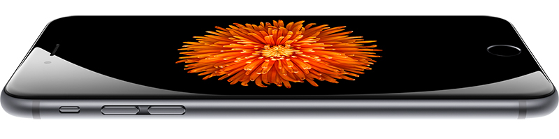 iPhone 6 Silver 16 gb: Фото 1