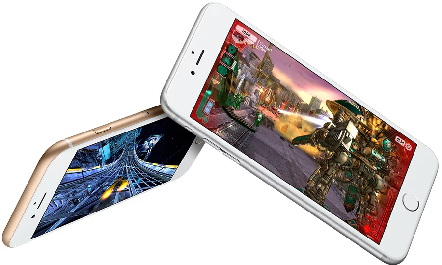 iPhone 6s Silver 16 gb: Фото 4