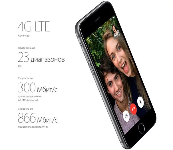 iPhone 6s Silver 16 gb: Фото 7