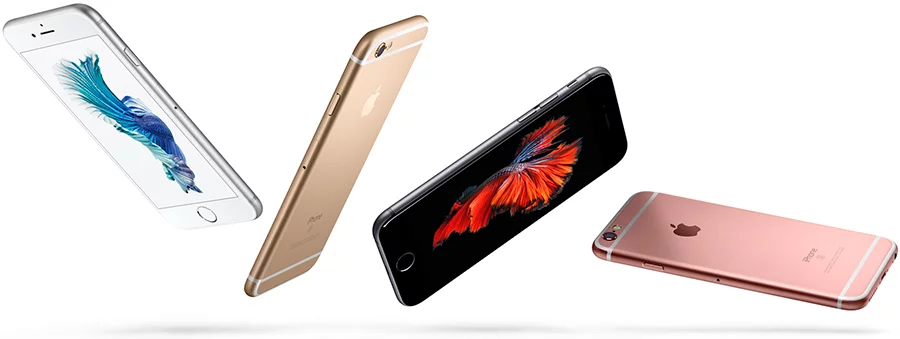 iPhone 6s Rose 16 gb: Фото 1