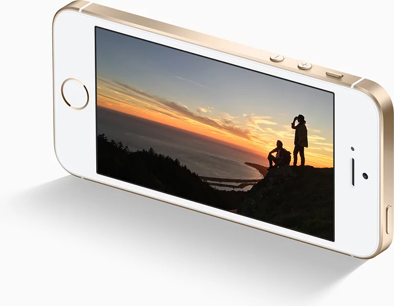 iPhone SE Gold 16 gb: Фото 5