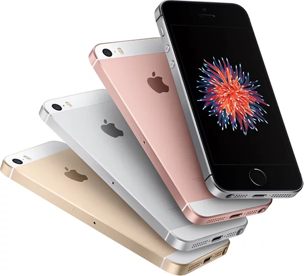 iPhone SE Rose 16 gb: Фото 1